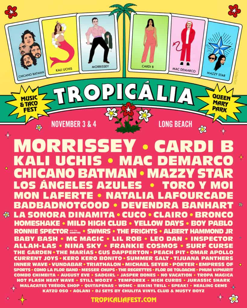 tropicalia malacates
